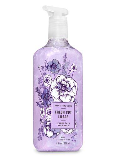 Jabon-Cremoso-Fresh-Cut-Lilacs-Bath-and-Body-Works