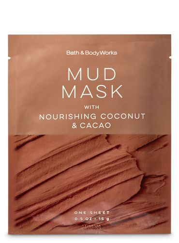 Mascarilla-de-Papel-Coconut-And-Cacao-Bath-and-Body-Works
