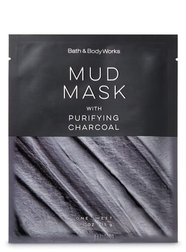 Mascarilla-de-Papel-Clay-And-Charcoal-Bath-and-Body-Works