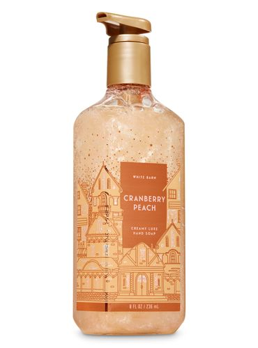 Jabon-Cremoso-Cranberry-Peach-Bath-And-Body-Works