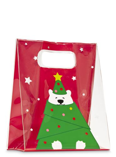 Bolsa-Para-Regalo-Polar-Bear-Bath-And-Body-Works