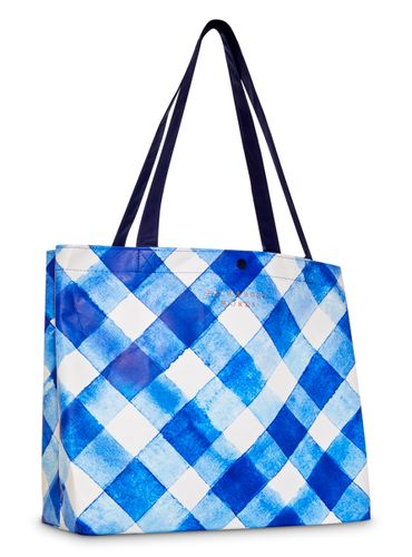 Gingham-Tote-Blue-Gingham-Bath-And-Body-Works