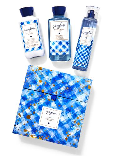 Set-de-Regalo-Full-Size-Gingham-Bath-and-Body-Works