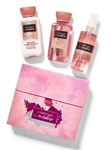 Set-de-Regalo-Travel-A-Thousand-Wishes-Bath-and-Body-Works