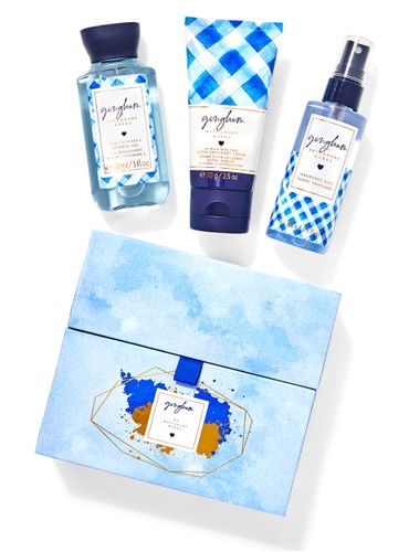Set-de-Regalo-Travel-Gingham-Bath-and-Body-Works