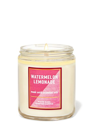 Vela-Mediana-Bath-Body-Works